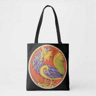 Bolsa Tote Gamecock de exultação - saco do animal selvagem