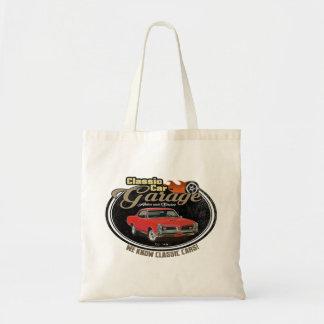 Bolsa Tote Garagem clássica do carro GTO