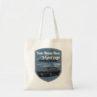 Bolsa Tote Garagem personalizada