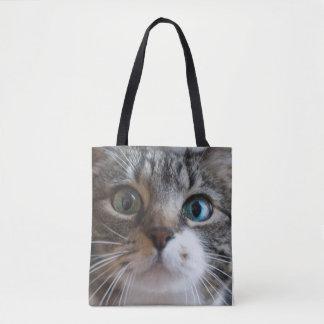 Bolsa Tote Gato bonito