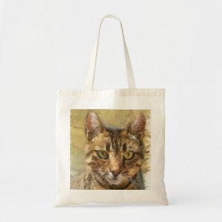 Bolsa Tote Gato de gato malhado