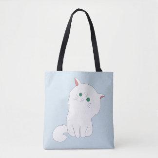 Bolsa Tote Gatos em um saco