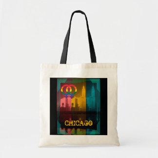 Bolsa Tote Gay colorido do orgulho do interesse lésbica de
