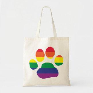 Bolsa Tote Gay-Orgulho-Pata-Impressão
