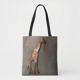 Bolsa Tote Girafa gráfico