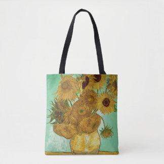 Bolsa Tote Girassóis de Vincent van Gogh |, 1888