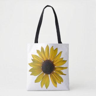 Bolsa Tote Girassol amarelo
