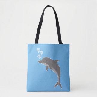 Bolsa Tote Golfinho