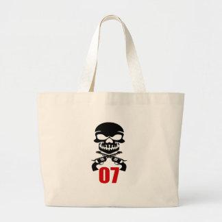 Bolsa Tote Grande 07 designs do aniversário