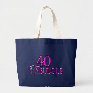 Bolsa Tote Grande 40 e fabuloso
