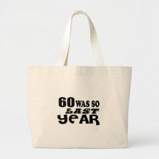 Bolsa Tote Grande 60 era assim tão no ano passado o design do
