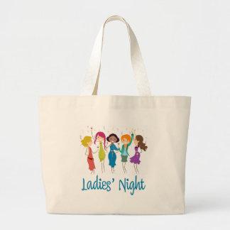 Bolsa Tote Grande A noite das senhoras