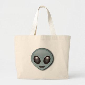 Bolsa Tote Grande Alienígena Eyed inseto