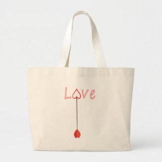 Bolsa Tote Grande amor