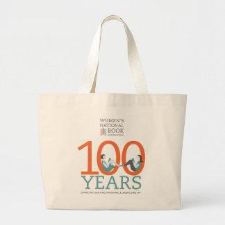 Bolsa Tote Grande Aniversário enorme da sacola WNBA 100th