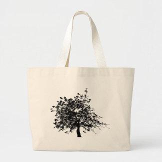 Bolsa Tote Grande Árvore