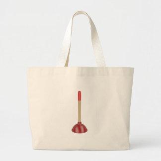 Bolsa Tote Grande Atuador vermelho
