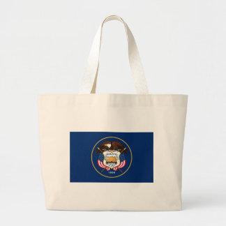 Bolsa Tote Grande Bandeira de Utá