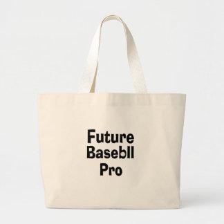 Bolsa Tote Grande Basebol futuro pro