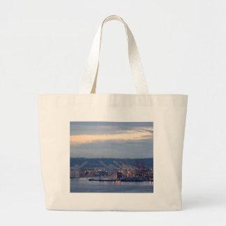 Bolsa Tote Grande Beira-rio de Seattle