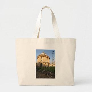 Bolsa Tote Grande Biblioteca em Oxford, Inglaterra