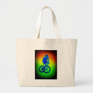 Bolsa Tote Grande Bmx do mtb de Llandegla do Mountain bike