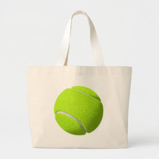 Bolsa Tote Grande Bola de tênis