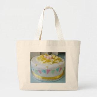 Bolsa Tote Grande bolo _birthday 2
