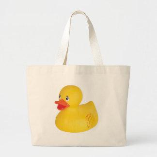 Bolsa Tote Grande Borracha Ducky