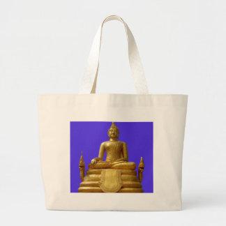 Bolsa Tote Grande Buddha