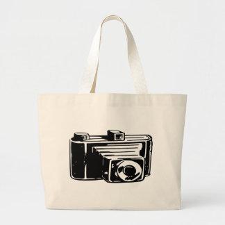 Bolsa Tote Grande câmera do 50