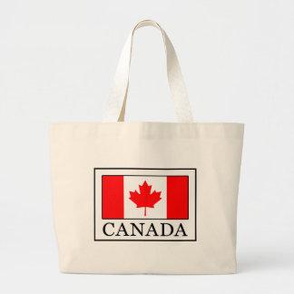 Bolsa Tote Grande Canadá
