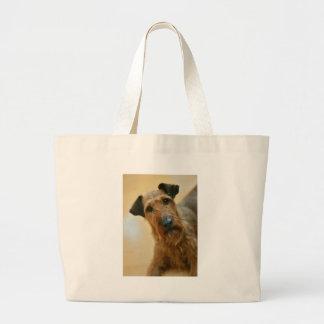 Bolsa Tote Grande cão