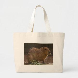 Bolsa Tote Grande Capybara