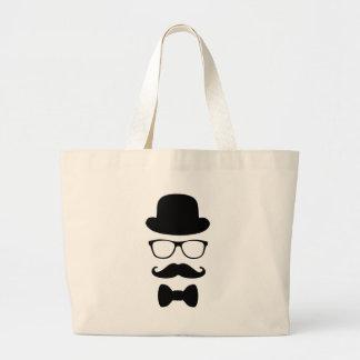 Bolsa Tote Grande Cavalheiro