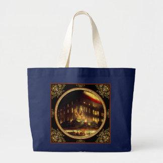 Bolsa Tote Grande Cidade - C.C. - Parker & Bridget Co 1921
