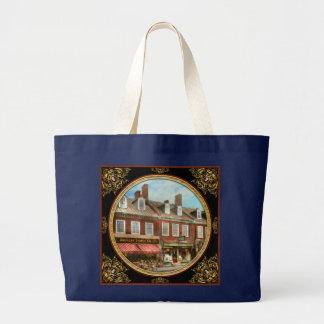 Bolsa Tote Grande Cidade - DM de Easton - uma fatia da vida