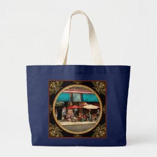 Bolsa Tote Grande Cidade - Edison NJ - loja da cesta de Pino