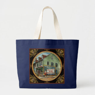 Bolsa Tote Grande Cidade - VA - mercearia 1927 de C&G