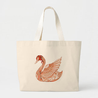 Bolsa Tote Grande Cisne 3