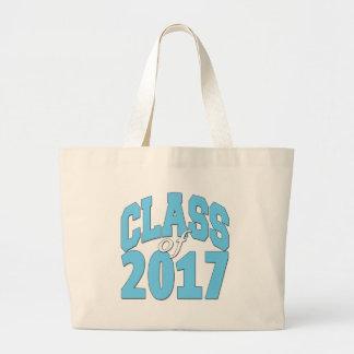 Bolsa Tote Grande Classe de 2017