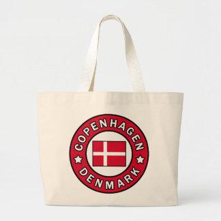 Bolsa Tote Grande Copenhaga Dinamarca
