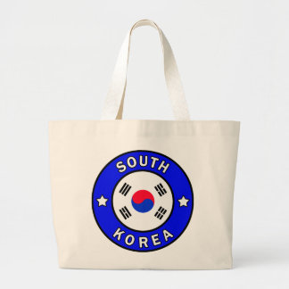 Bolsa Tote Grande Coreia do Sul