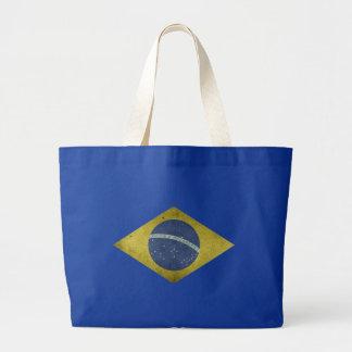 Bolsa Tote Grande Diamante brasileiro