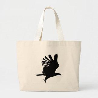 Bolsa Tote Grande Eagle em vôo