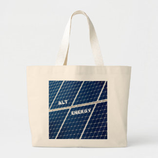 Bolsa Tote Grande Energias solares
