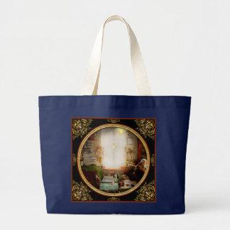Bolsa Tote Grande Escritório - Tobias velho Olsen 1900