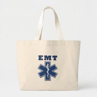 Bolsa Tote Grande Estrela de EMT da vida