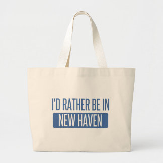 Bolsa Tote Grande Eu preferencialmente estaria em New Haven