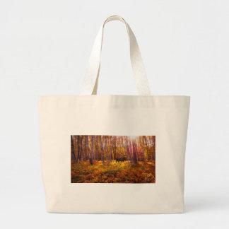 Bolsa Tote Grande Fanfarrão nas árvores